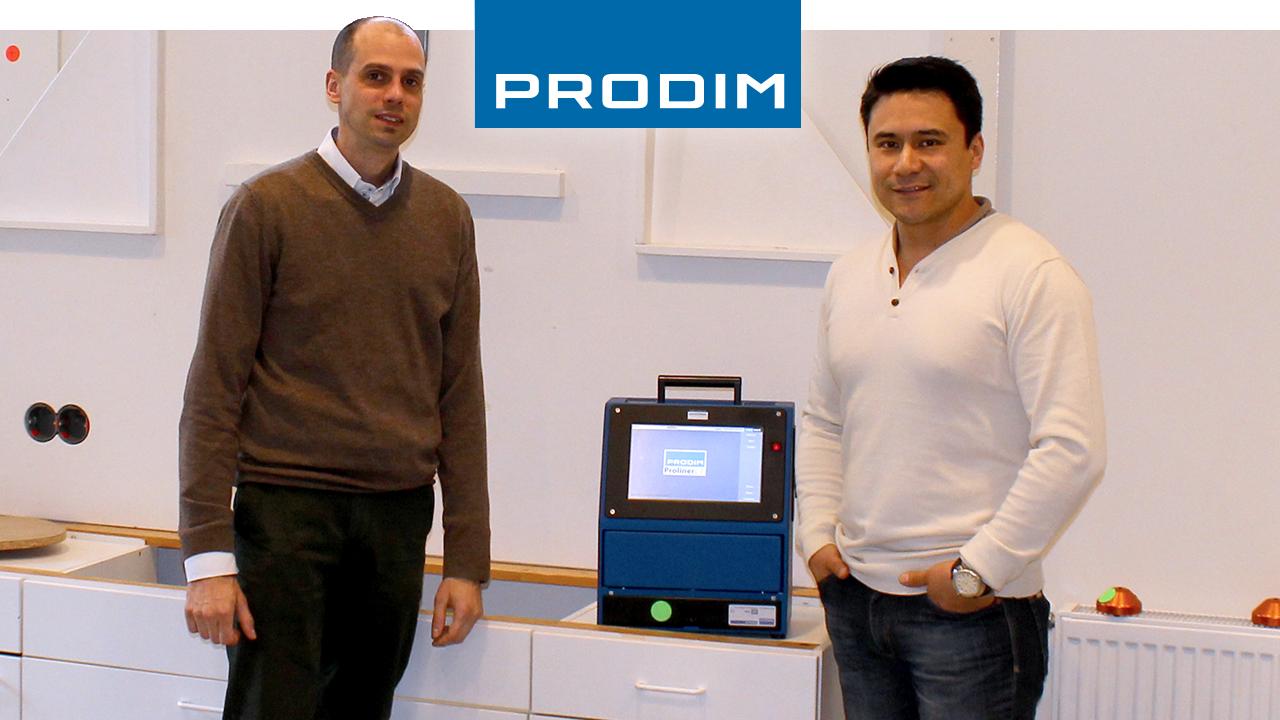 Prodim Proliner user Boristone