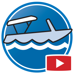 Button to watch Proliner videos of digital templating marine covers