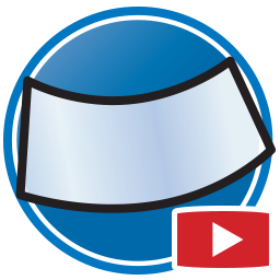 Button to watch Proliner videos of digital templating windows and windshields