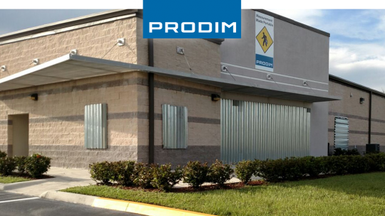 Prodim USA prepared for hurricane