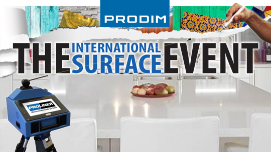 Visit Prodim at TISE West - StonExpo / Marmomac 2018