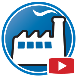 Button to watch videos of Prodim Factory business management software