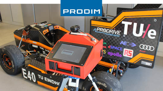 Prodim partner of University Racing team Eindhoven (URE)
