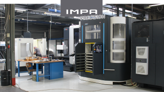 IMPA Precision - 3-Axis and 5-Axis milling machinery