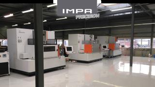 IMPA Precision - EDM-machinery