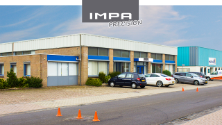IMPA Precision office and factory - Helmond, the Netherlands