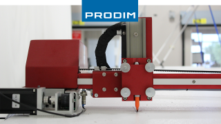 Prodim complete digital templating solutions - Application based industry tools - Image of the Prodim Plotter
