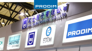 Prodim exhibiting all over the world - China Glass
