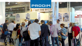 Prodim exhibiting all over the world - Marmomac Stone Fair, Italy