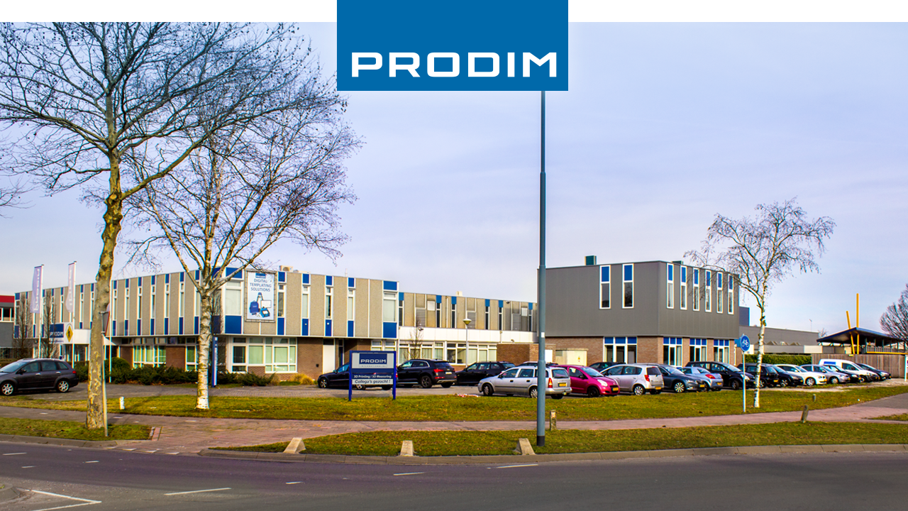 Prodim International office and factory in Helmond, the Netherlands