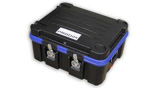 Prodim Proliner 10IS Flight case - Closed