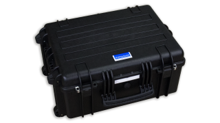 Prodim Proliner 8CS flight case - Closed