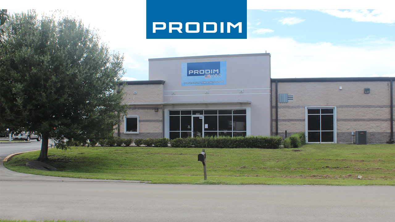 Prodim USA office in Fort Pierce. Florida