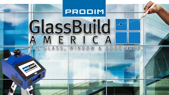 Visit Prodim at GlassBuild America 2019