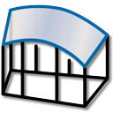Icon - Prodim Bent Glass software - Frame