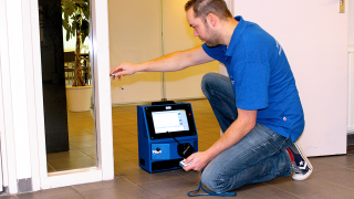 Prodim Door and Window industry solutions - Measuring doors