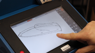 Prodim Marine and Yacht industry solutions - Measuring boats