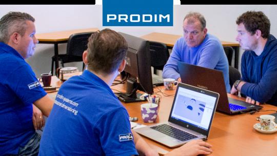 Prodim Proliner user MasterCovers