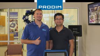 Prodim Proliner user Absolute Marble & Granite