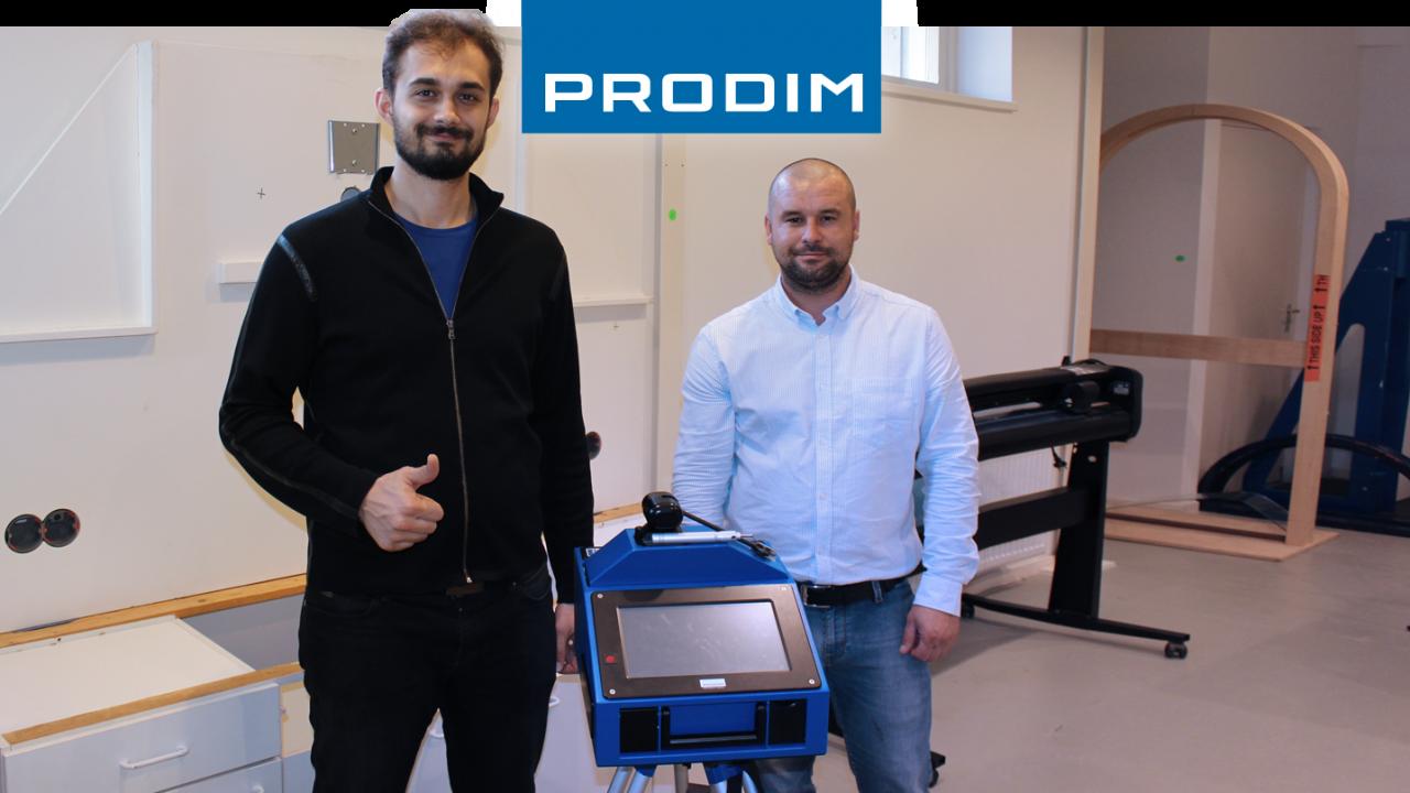Prodim Proliner user Art Granite