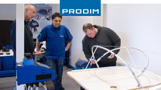 Prodim Proliner user INOXI