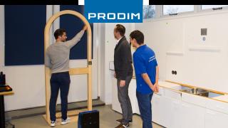 Prodim Proliner user Potteau Labo
