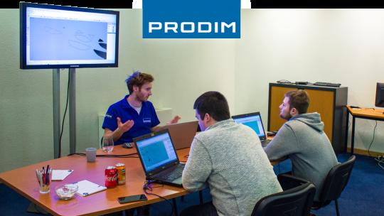 Prodim Proliner user Trimnet