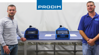 Prodim Proliner user Viktors Granite & Marble