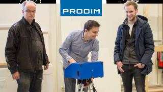 Prodim Proliner user Visser Spiegels & Glas