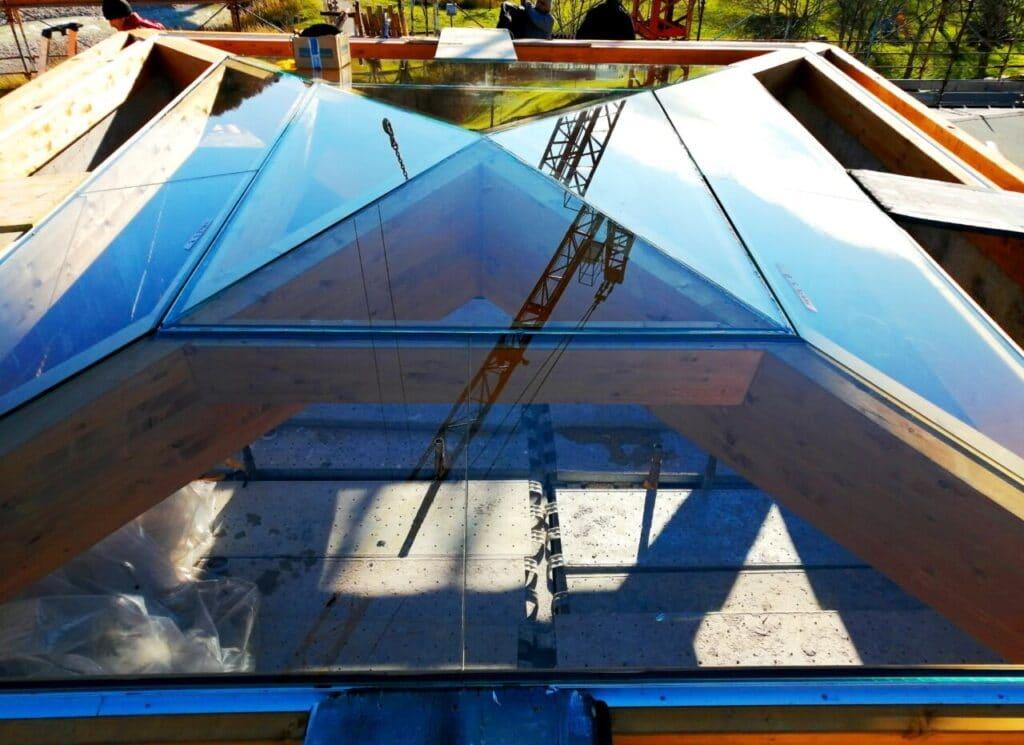 Prodim - Proliner - user -Vetreria Riccionese - Palazzo Capuccino - Digital - Templating - Glass