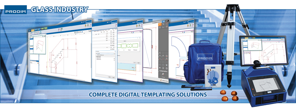 Prodim Proliner Complete digital templating solutions for the Glass Industry