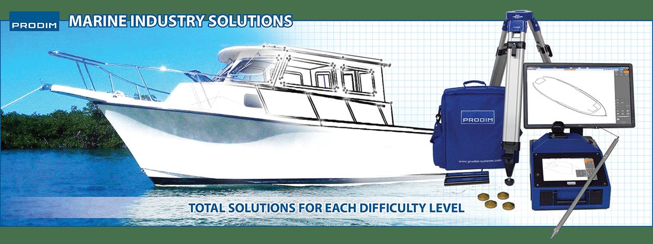Prodim Proliner Marine Industry Digital Templating Solutions