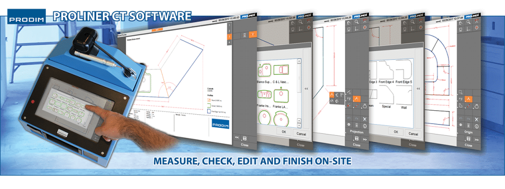 Slider - Prodim Proliner CT Software for the Stone Industry