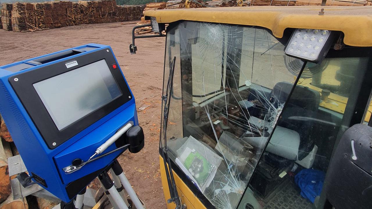 Prodim Bent Glass industry solutions - Windshields