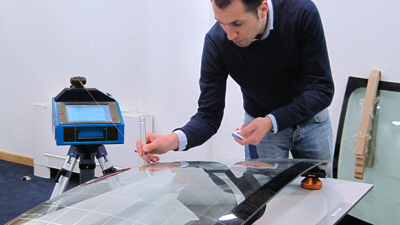 Prodim Bent Glass industry solutions