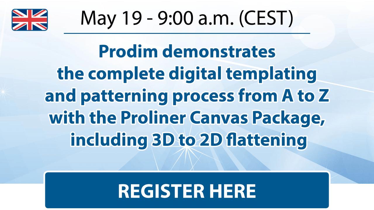 Prodim - Canvas Webinar - May 2021 - English CEST - Register here