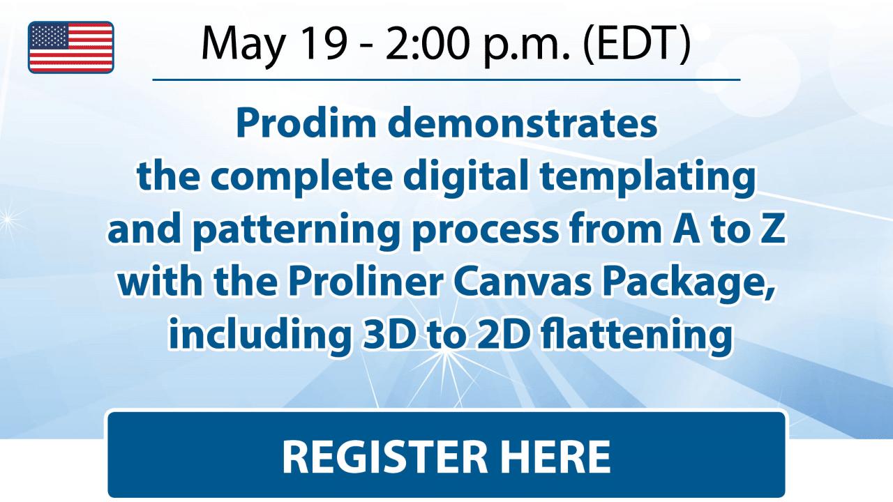 Prodim - Canvas Webinar - May 2021 - English EDT - Register here