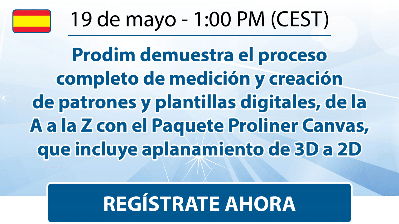 Prodim - Canvas Webinar - May 2021 - Spanish - Register here