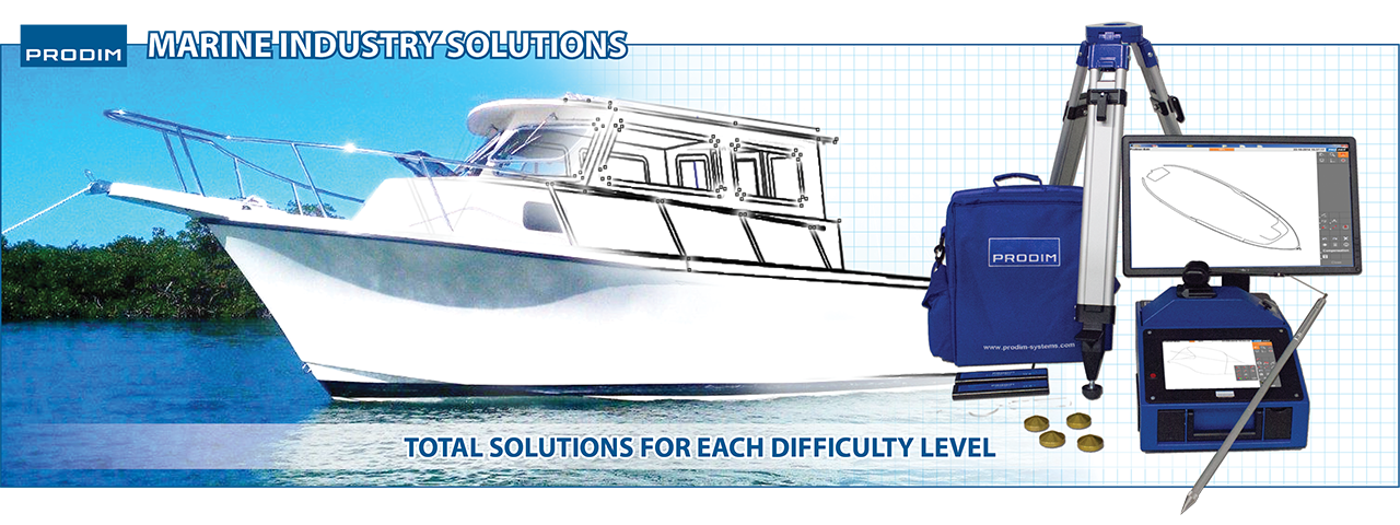 Slider of Prodim's complete digital templating solutions for the marine industry. Click to visit the webpage for more information