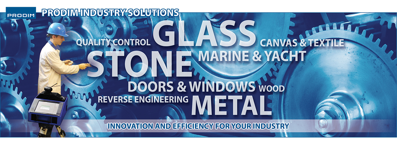 Slider of Prodim's industry solutions. Click to visit the webpage for more information