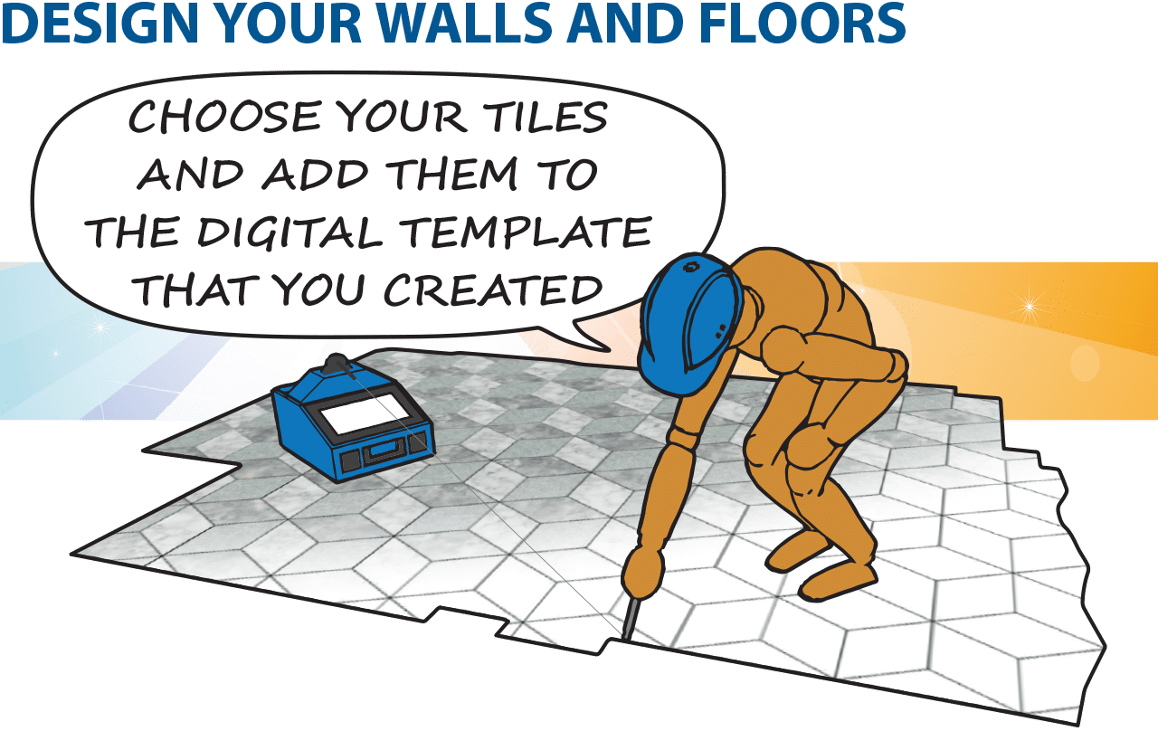 Prodim - Design your Walls and Floors