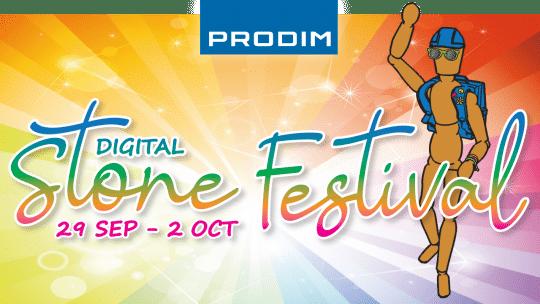 Prodim Digital Stone Festival 2020