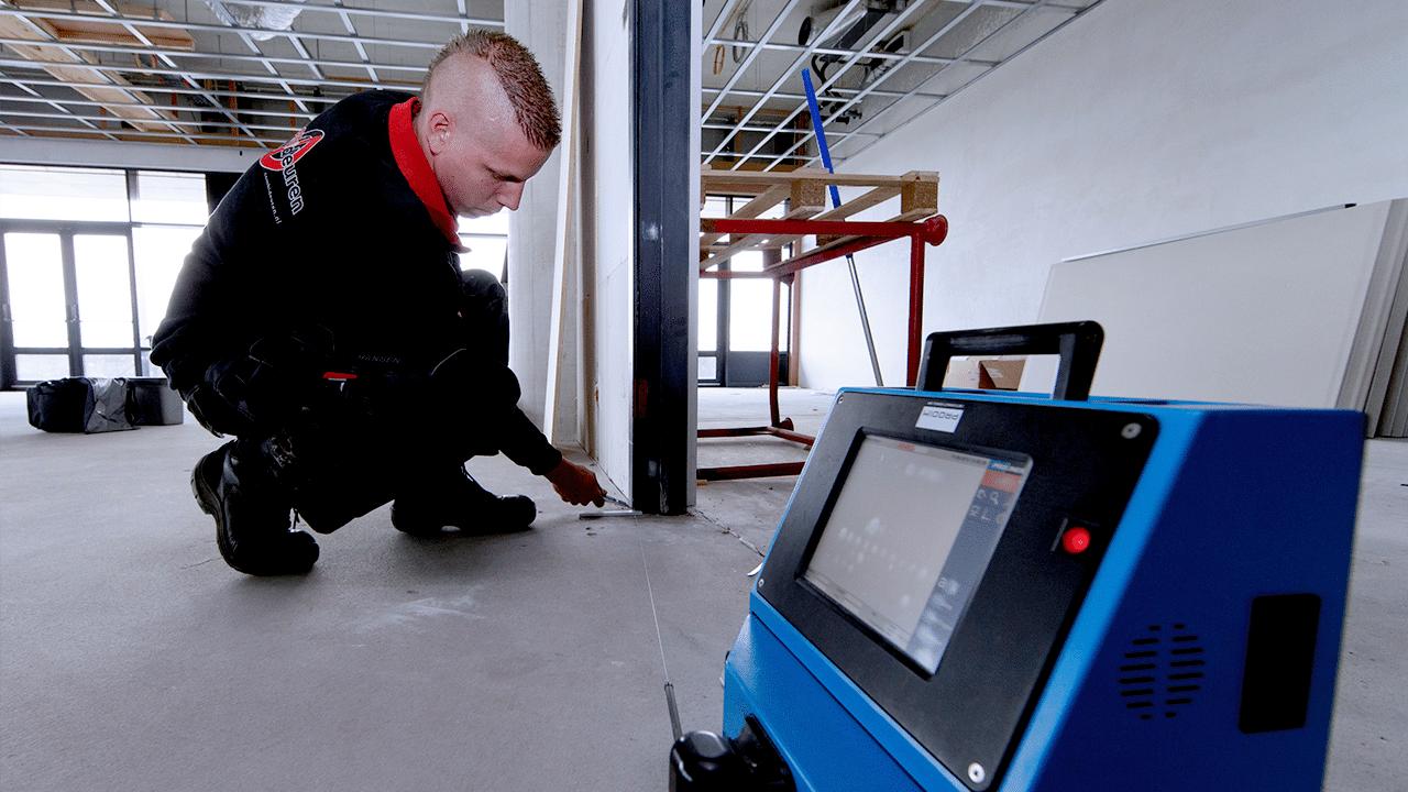 Prodim Furniture, Door and Window industry solutions - Digital measuring door frames