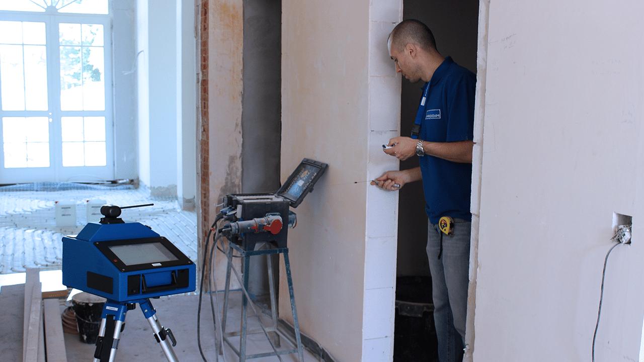 Prodim Furniture, Door and Window industry solutions - Digital measuring door openings