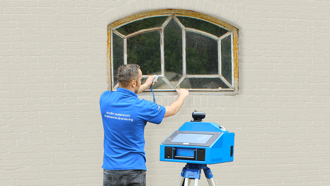 Prodim Furniture, Door and Window industry solutions - Digital measuring windows