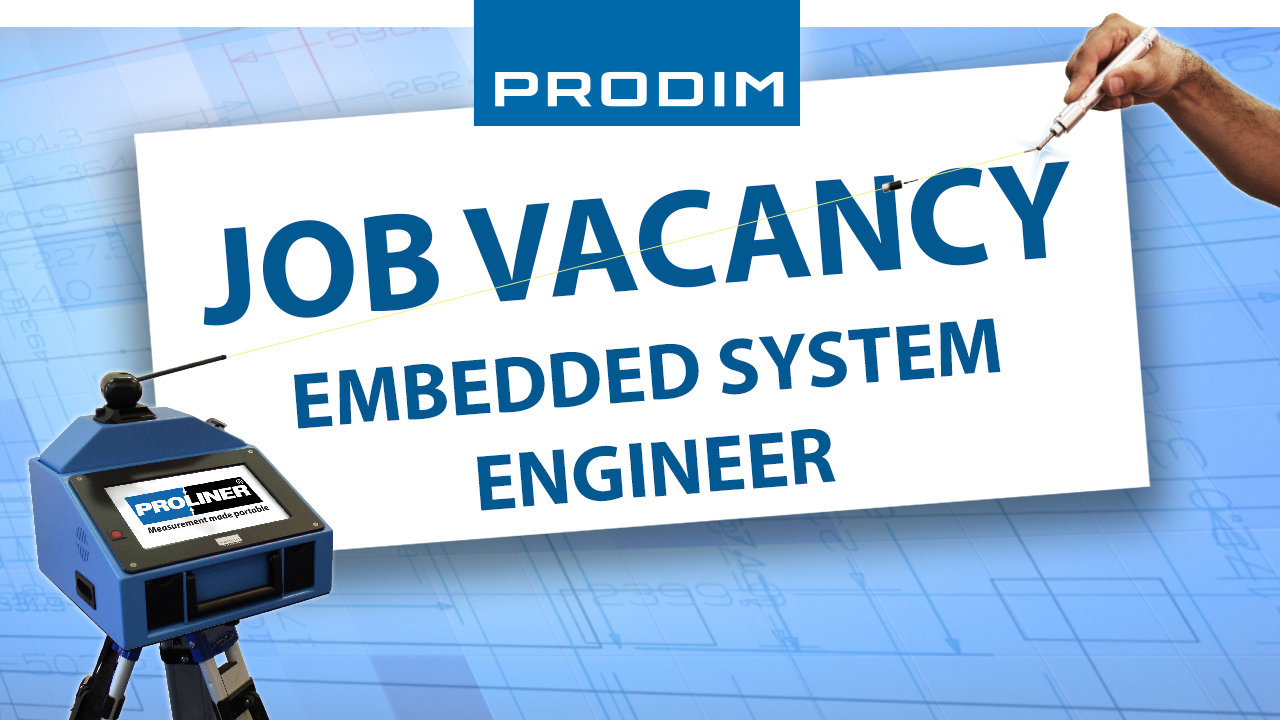 Prodim Job Vacancy - Embedded System Engineer