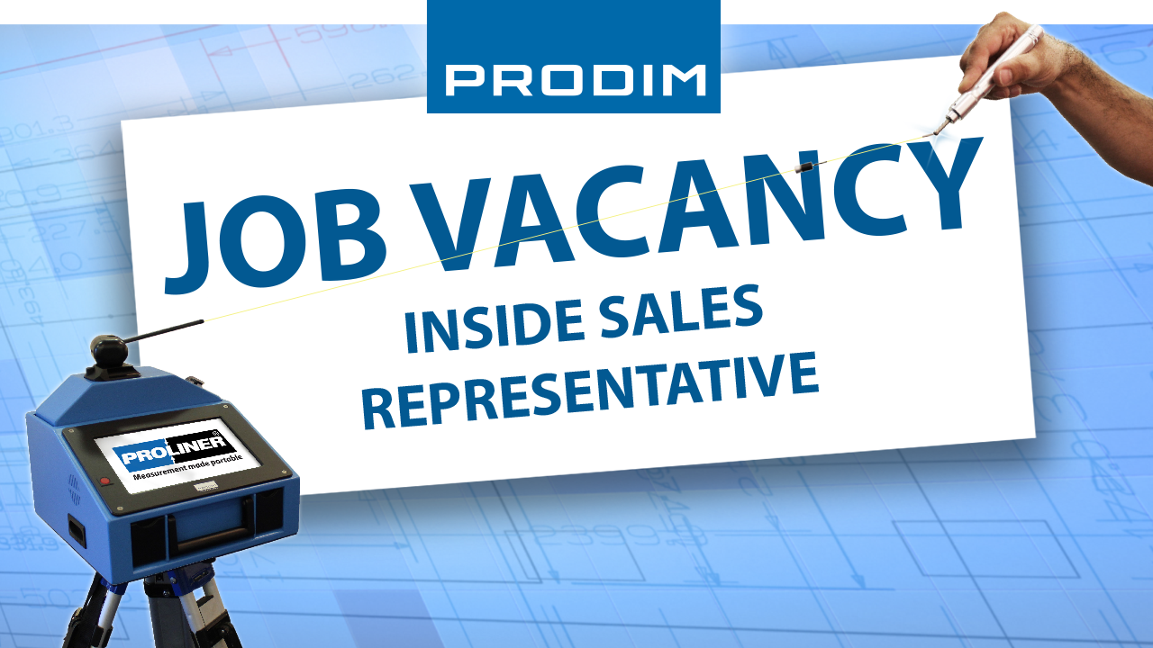 Prodim Job Vacancy - Inside Sales Representative
