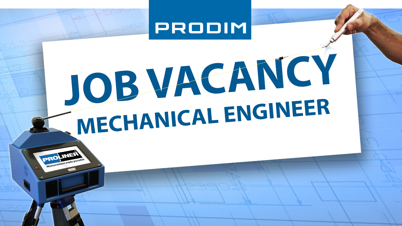Prodim job vacancy - Mechanical Engineer