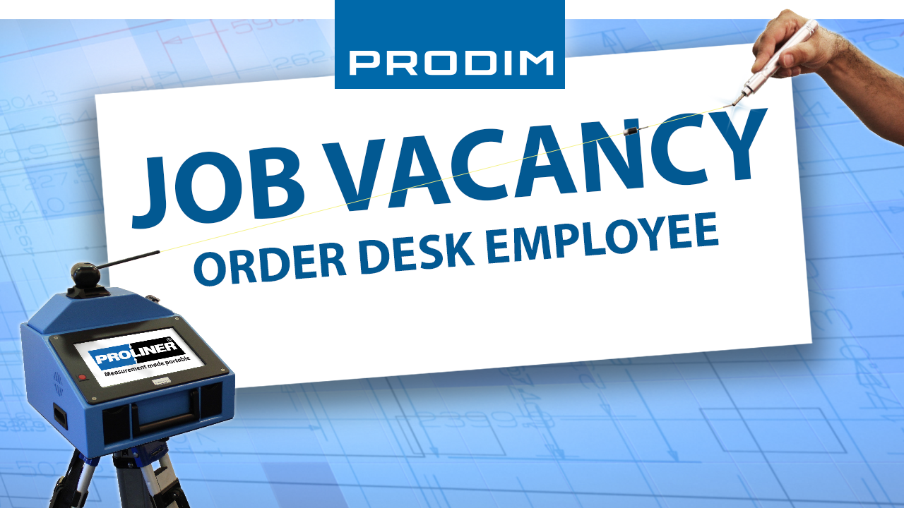 Prodim Job Vacancy - Order Desk Employee