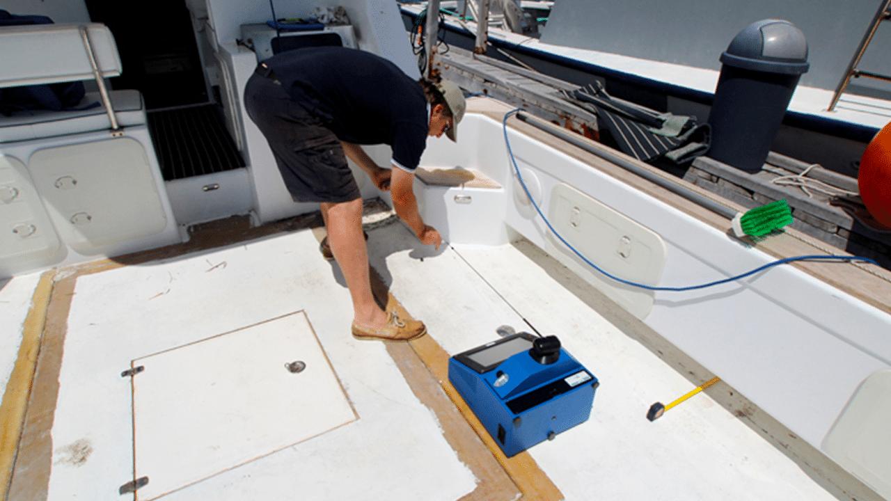 Prodim Marine industry solutions - Decking